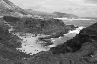 Oahu - Halona Blowhole