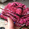 New hat for the niece #knit #knithat #knitter #knitters #knitting #knittersofinstagram #handknit #handknits #instaknit