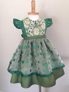 Cottage Mama Georgia Vintage Dress