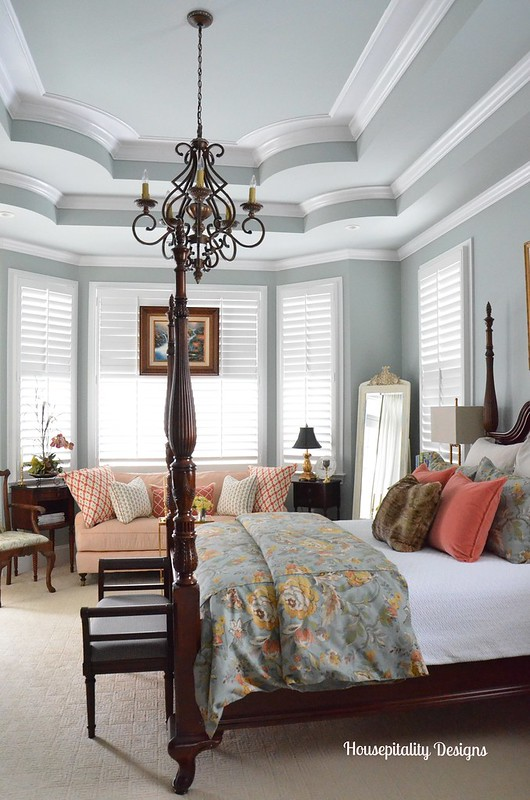 Master Bedroom-Housepitality Designs