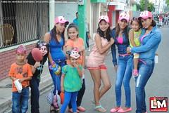 4to domingo y cierre del Carnaval Mocano 2015