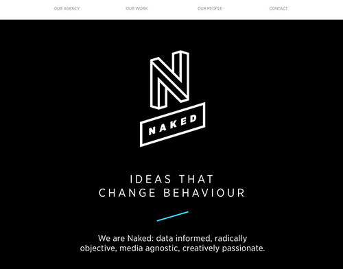 Naked Communications is the advertising agency behind the campaign