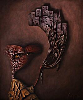 The Wanderer -  Vilella Art