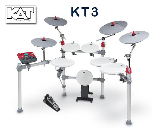 kat percussion modelo kt3