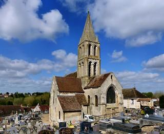 Santeuil -  Saint-Pierre-et-Saint-Paul