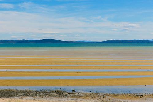 landscape tasmania