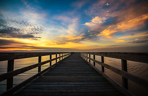 sunrise pier texas houston seabrook galvestonbay pinegullypark