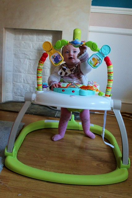 2dad2b5fd Review  Fisher Price Space Saver Jumperoo - Mummy Is A Gadget Geek