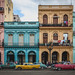 The Cars in Havana by Patberg