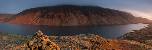 panorama landscape lakes lakedistrict wastwater wasdale screes canon400d sigmaaf1770mmf2845dcmacro