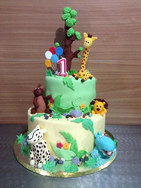 Cake by John Arnel David