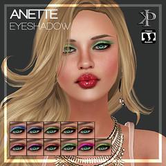 Anette Eyeshadow Ad - Classic