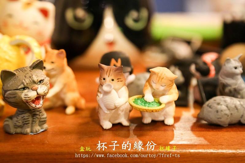 聞山咖啡 永春有貓店