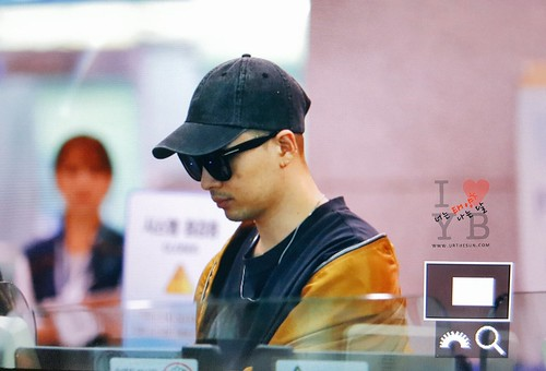 Big Bang - Incheon Airport - 24jun2016 - Urthesun - 01