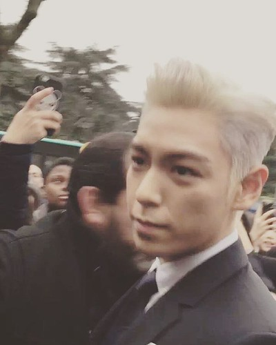 TOP - Dior Homme Fashion Show - 23jan2016 - yussinew - 02