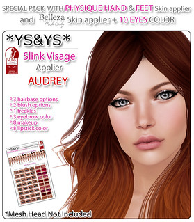 *YS&YS* @ My Slink Obsession - Audrey