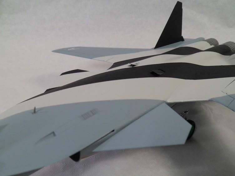 Ainsi les derniers seront les premiers [Sukhoi Su-47 Berkut Hobbyboss] 15400651554_e71f038271_b