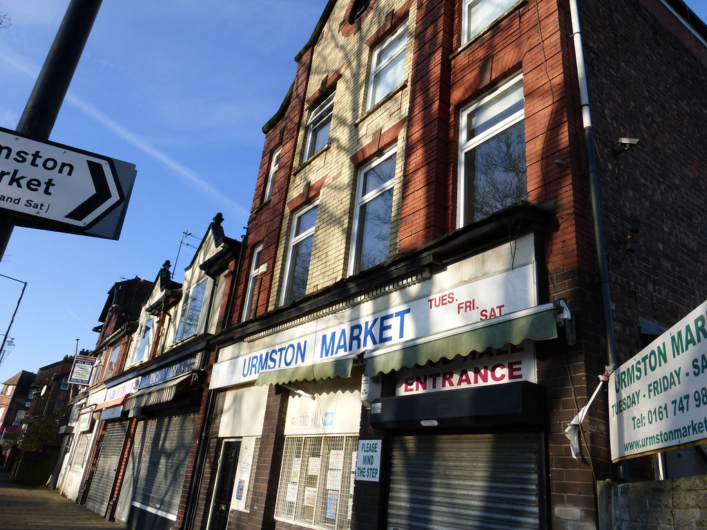 Hotels Near Flixton Manchester