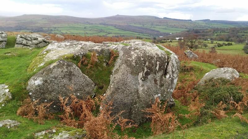 """""""Fuckall Tor"""" #dartmoor #sh"""