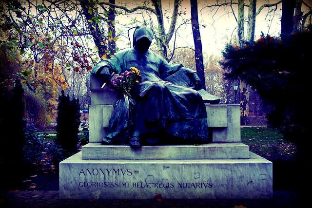 http://www.budapestdailyphoto.com #Anonymvs, City Park, #Budapest, #Europe