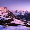 Is it time to start the #freeski season yet? #Marbachegg #dawn