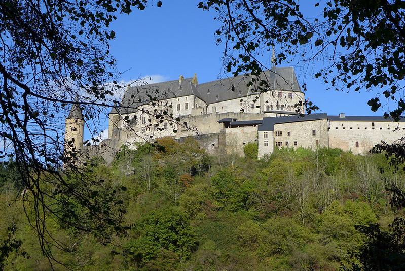 Vianden (Luxembourg) - 05 - Château