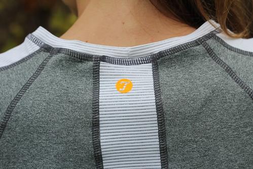 T-shirt Speed Paillettes de Tangerine Sport