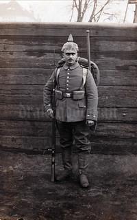 Pionier W. Randau, Königlich-Preußisches Reserve-Pionier-Kompanie Nr. 43
