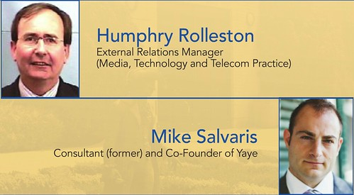 Graduate Executive Speaker Series