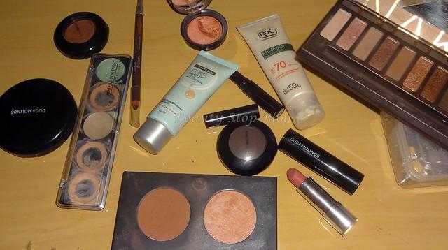 maquiagem neutra makeup beauty stop blog bruna reis produtos usados