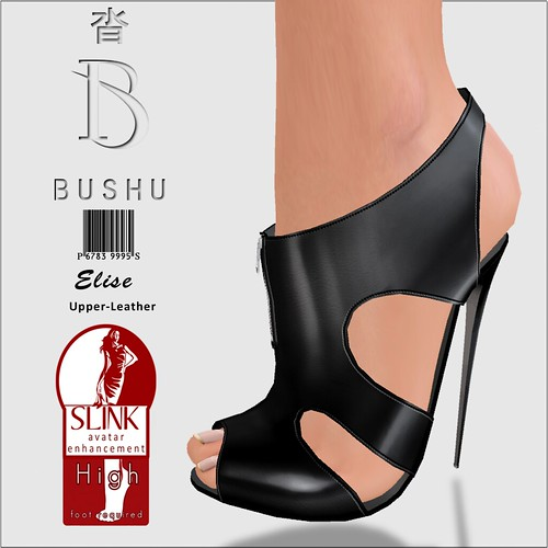 Bushu 1024 for Marketplace Elise Black