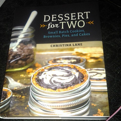 Dessert For Two- A new cookbook by Christina Lane. Perfect for #valentinesday