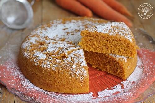 Bizcocho de zanahoria en microondas www.cocinandoentreolivos.com (15)