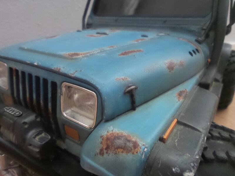 Jeep Wrangler YJ RcModelex 15876690280_5a45ff6de3_o