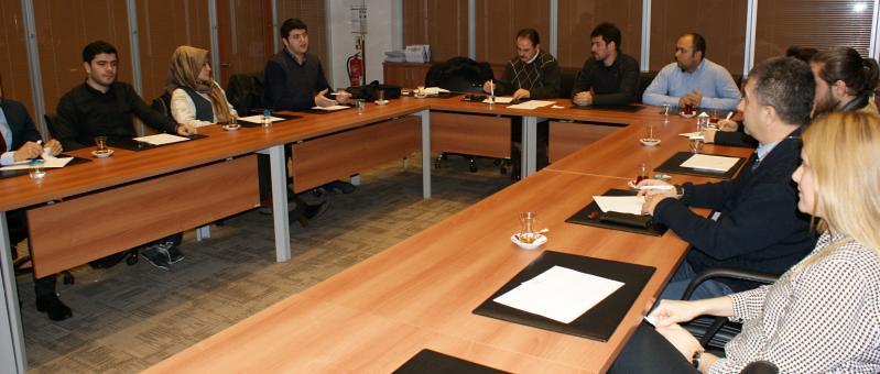 Üsküdar Üniversitesi öğrenci konsey başkanı seçildi. 2