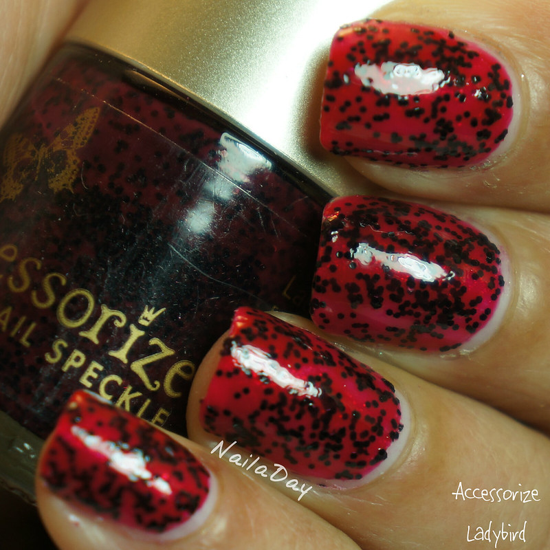 NailaDay: Accessorize Ladybird
