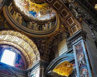 Abstractions Vatican 2