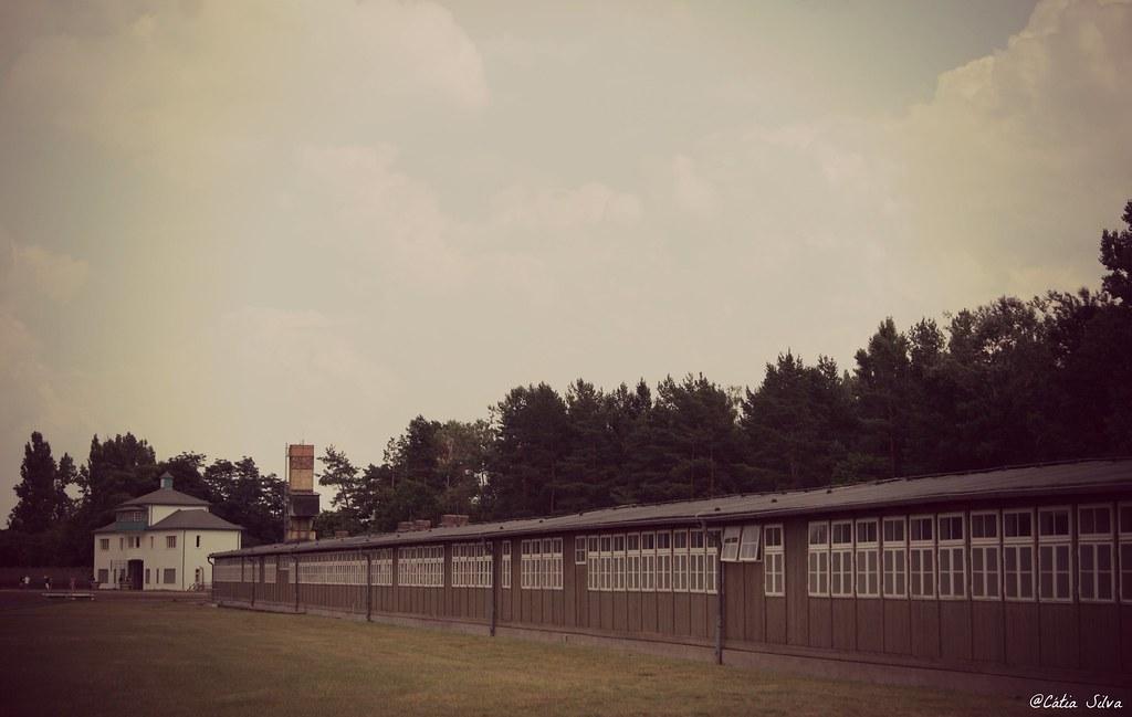 Alemania - Lugar Conmemorativo y Museo de Sachsenhausen  (19)