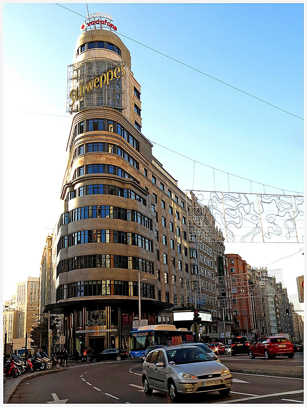 edificios singulares de Madrid