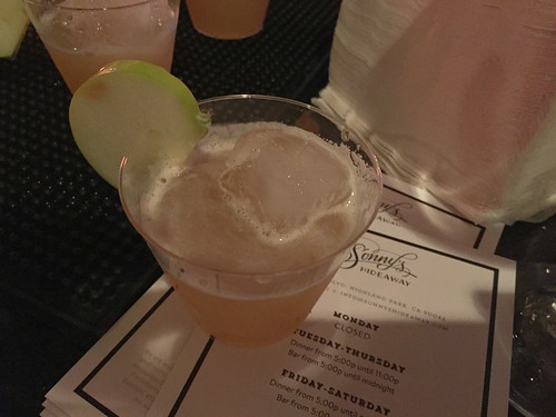 Sonny's Hideaway at LA Weekly Sips and Sweets