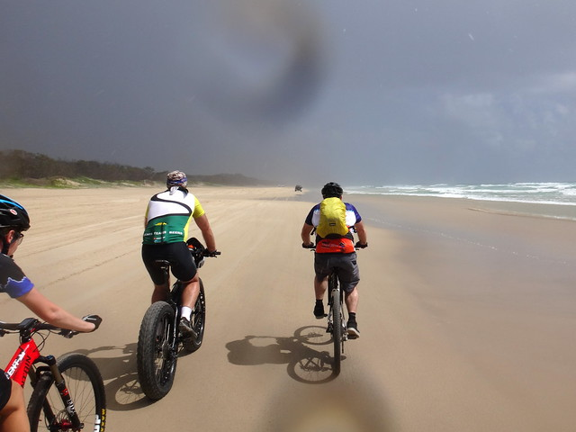 Riding into the Storm