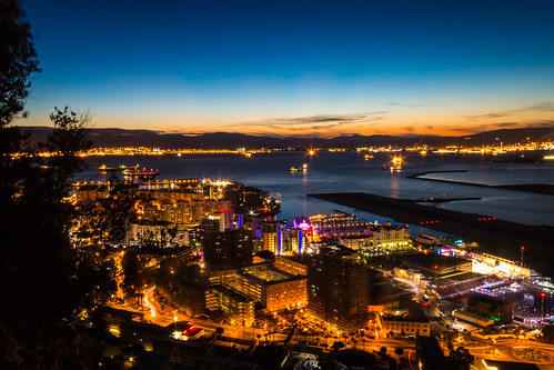 from above city nightphotography sky love night landscape view live bluesky nightlife gibraltar canoneos clearsky canonphotography gibraltarbay amazinglandscapes projectweather canon70d seaofgibraltar