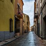 Ciudad de Zamora. Calle Carniceros