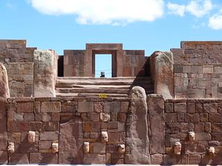 Tiahuanaco (Bolivia)