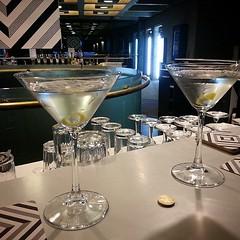 #Cocktails at #barbicancentre