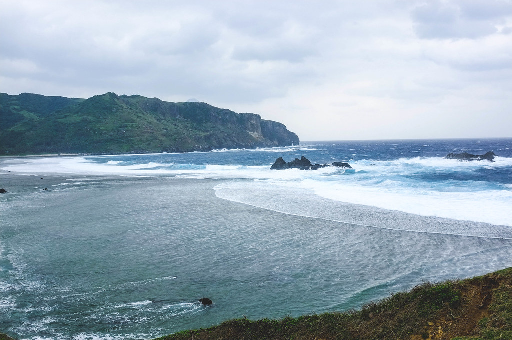 Alapad Hill and Rock Formation, Batanes, Philippines