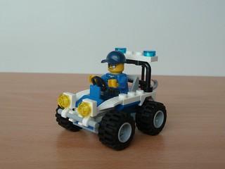 LEGO 30228 LEGO CITY Police ATV