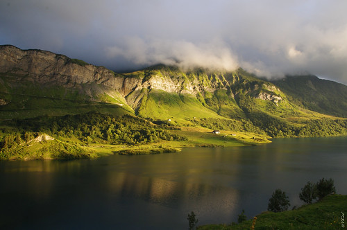 alpes rando lac roselend sigma1770 beaufortin pentaxkr