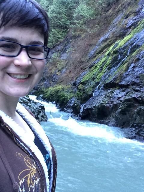 Boulder Falls Trail, WA