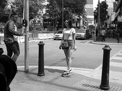 I AM a Tourist   KL Street 2015